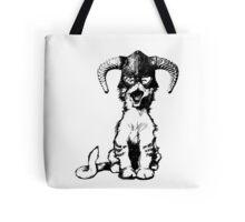Dragonborn Kitty Tote Bag