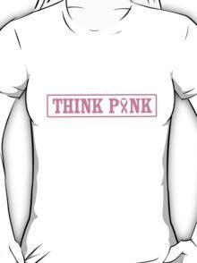Think Pink Box T-Shirt
