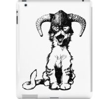 Dragonborn Kitty iPad Case/Skin