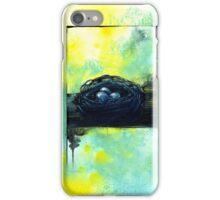 Robin Nest iPhone Case/Skin