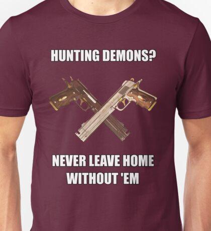 Dante's Recommendation Unisex T-Shirt