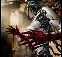 Cyberpunk Photography 055 by Ian Sokoliwski