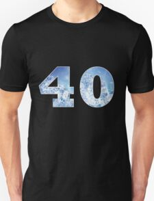 40 (Ice) T-Shirt