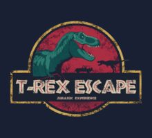 T-Rex Escape by Jalop