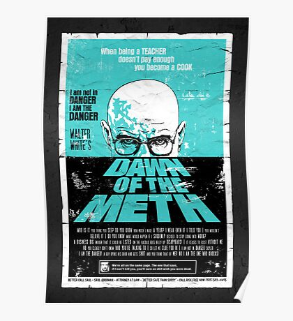 Dawn of Heisenberg Poster