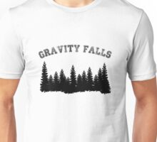 Gravity Falls - Varsity Apperal Unisex T-Shirt