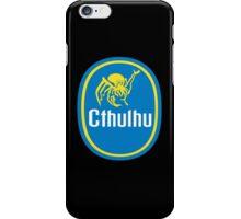 Cthulhu gone Bananas! iPhone Case/Skin