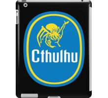 Cthulhu gone Bananas! iPad Case/Skin