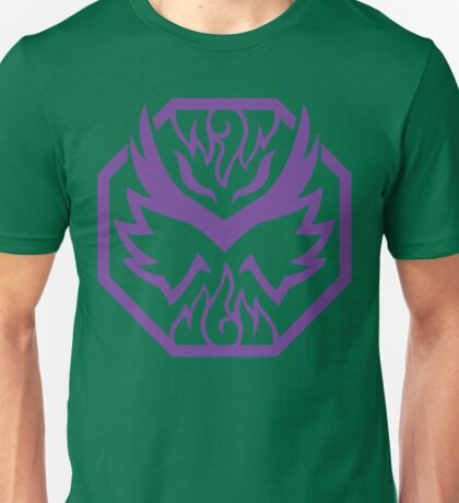 Grape Gunslinger (Purple) Unisex T-Shirt