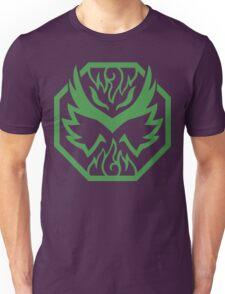 Grape Gunslinger (Green) Unisex T-Shirt