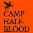 Camp Half-Blood by Rachael Thomas