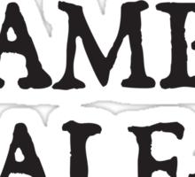 Camp Half-Blood Sticker