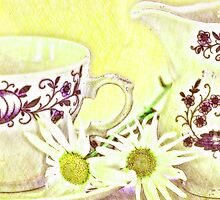 Cup still life by RosiLorz