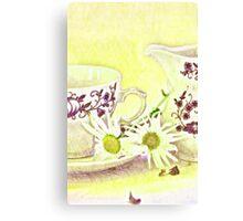 Cup still life Canvas Print