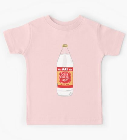 Colde English 800 Kids Tee