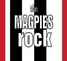 THE MAGPIES ROCK by petey59