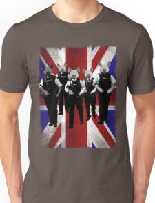 British police spoof Unisex T-Shirt
