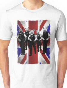British police spoof Unisex T-Shirt
