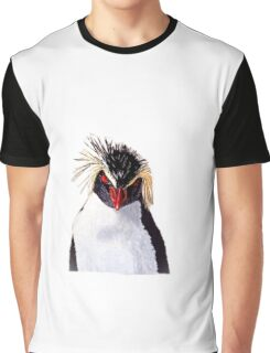 Rockhopper Penguin Graphic T-Shirt