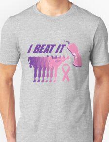 I beat breast cancer.  Unisex T-Shirt
