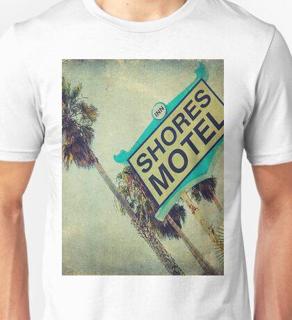 Shores Motel and Palms  Unisex T-Shirt