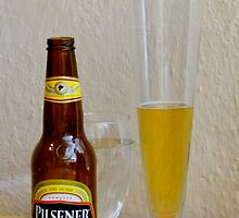Pilsener Beer by Al Bourassa