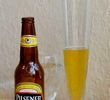 Pilsener Beer by Al Bourassa