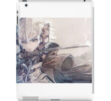 Raiden Poster iPad Case/Skin