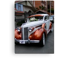 1937 Buick Canvas Print