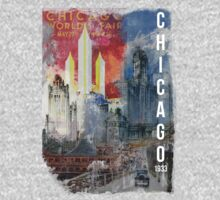 Chicago, 1933 One Piece - Long Sleeve