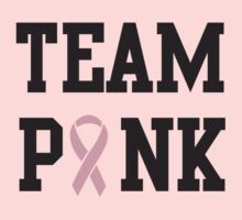 Team Pink by causes
