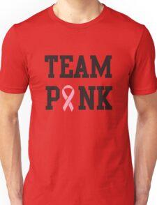 Team Pink Unisex T-Shirt