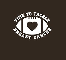 Time to Tackle Breast Cancer Womens Fitted T-Shirt