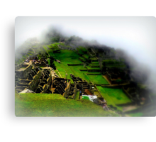 Top of The Ancient World Canvas Print