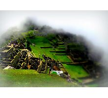 Top of The Ancient World Photographic Print