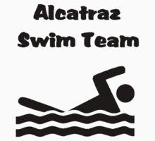 Alcatraz Swim Team by VampicaX