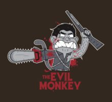 The Evil Monkey by GordonBDesigns