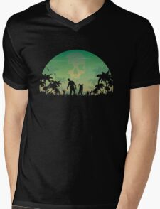 They're Coming! Mens V-Neck T-Shirt