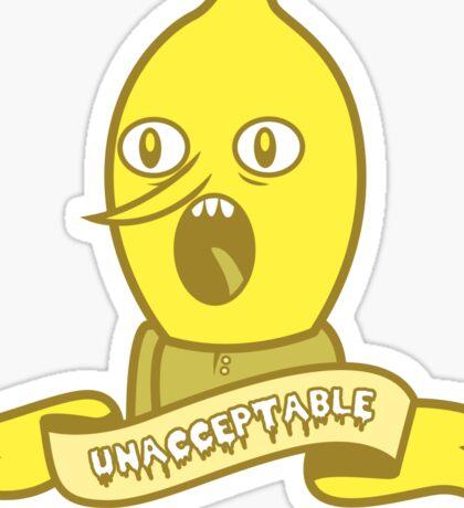 Lemongrunge Sticker