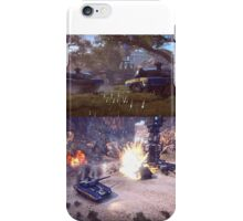 New Conglomerate Tanks iPhone Case/Skin