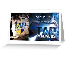 Images of BARBADOS Greeting Card