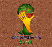 COPA DO MUNDO FIFA 2014 by V-Art