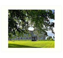 Portora Royal School Art Print