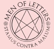 Supernatural - Men of Letters One Piece - Long Sleeve