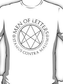 Supernatural - Men of Letters T-Shirt