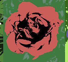 Flower Trio by Rob Frith