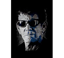 Lou Reed Sunglasses Photographic Print