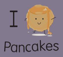 I love pancakes Kids Clothes