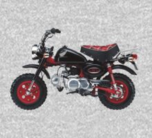 Honda Monkey 40th Anniversary by LPdesigns