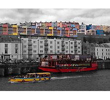 Bristol is Multicoloured Photographic Print